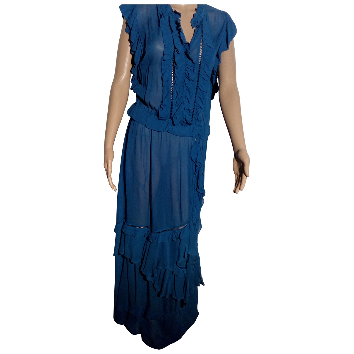 Munthe \N Blue dress for Women 38 FR