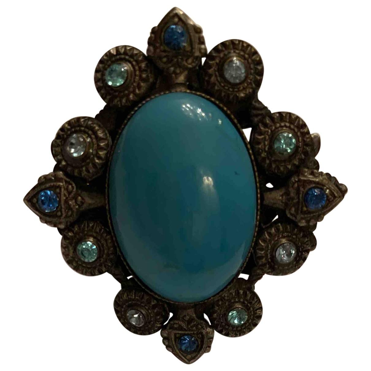 Anillo Turquoises Non Signe / Unsigned