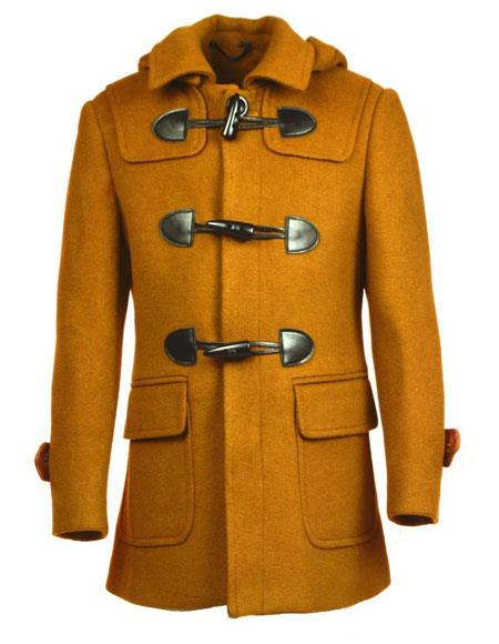 Boys ~ Children ~ Kids Toddler Tan Outerwear Coat