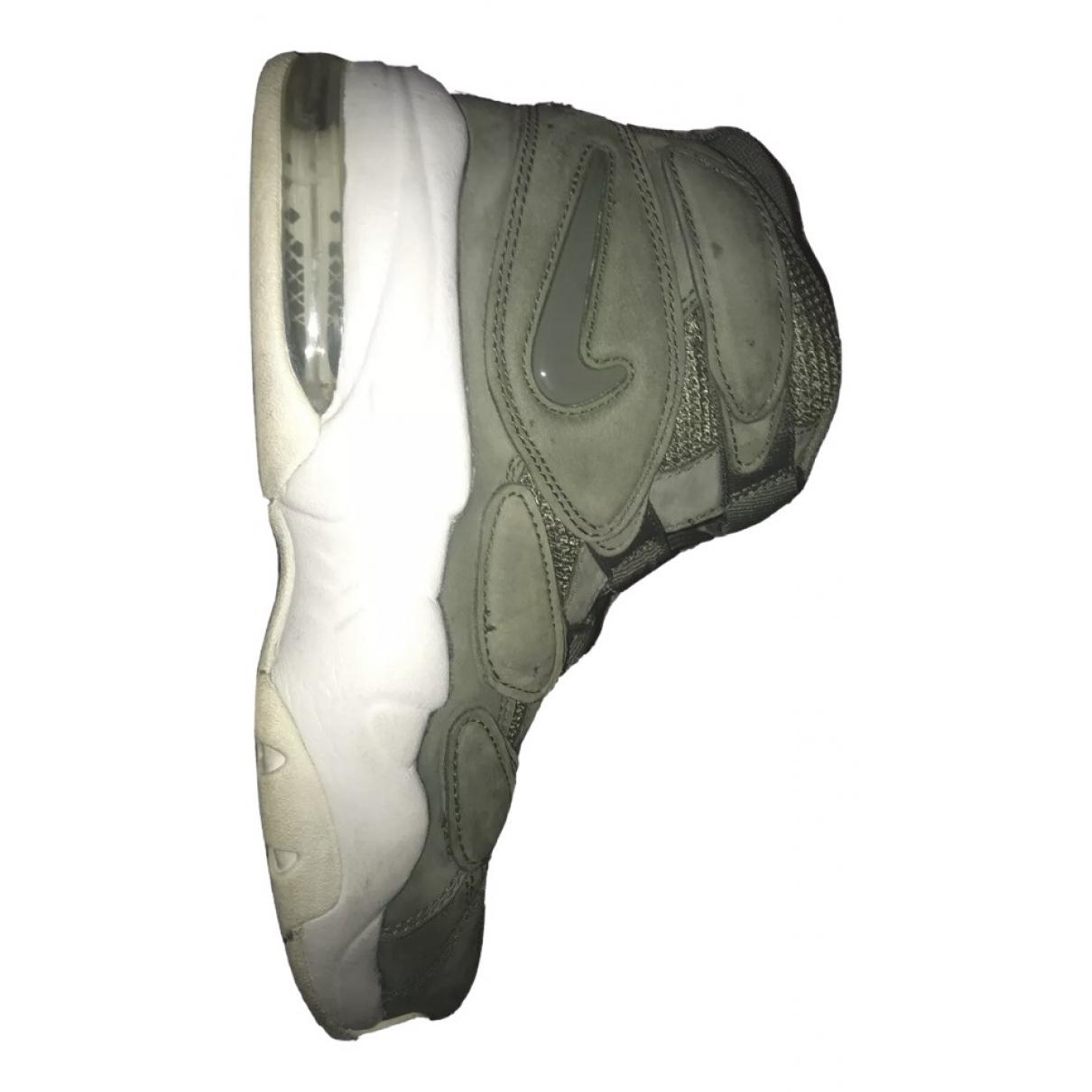 Nike - Baskets   pour enfant en cuir
