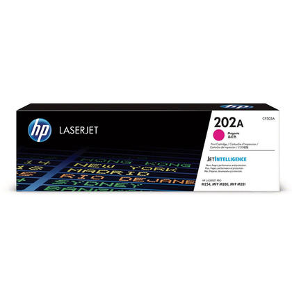 HP 202A CF503A Original Magenta Toner Cartridge
