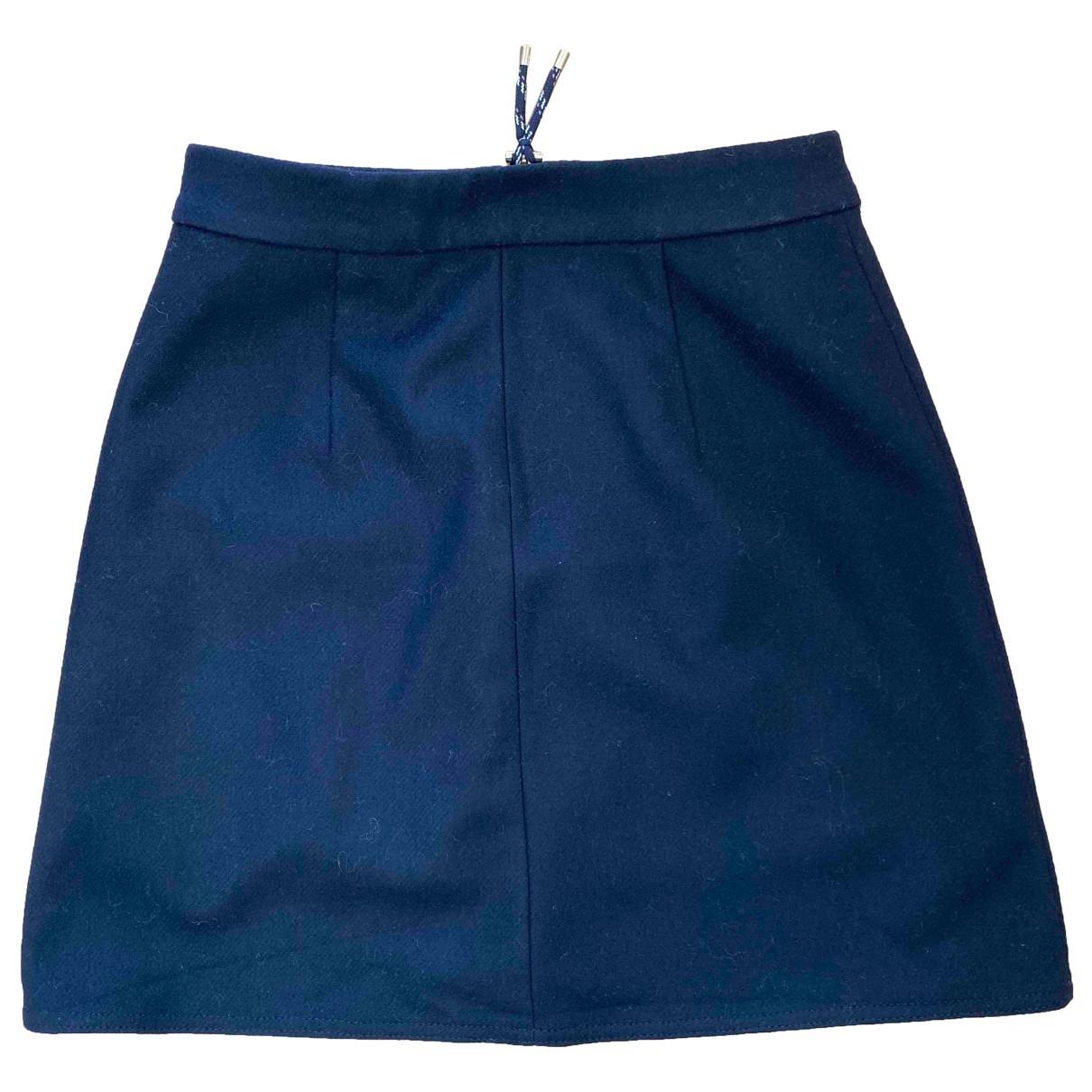 Acne Studios N Black Wool skirt for Women 36 FR
