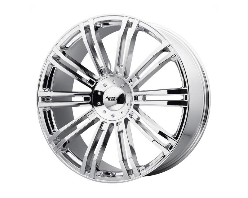 American Racing AR939 D2 Wheel 20x8.5 6X135/5.5 35mm Chrome
