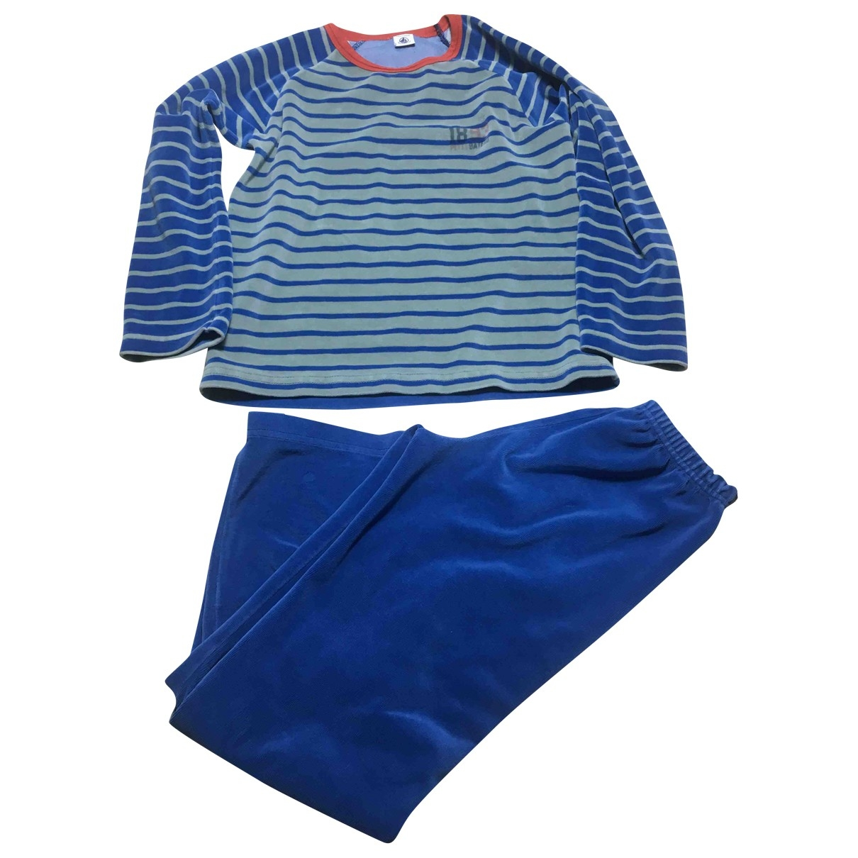 Petit Bateau \N Blue Cotton Outfits for Kids 8 years - up to 128cm FR