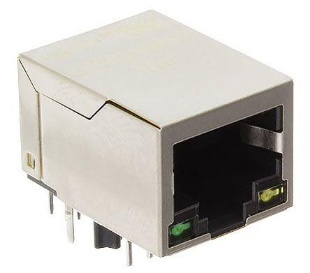 Wurth Elektronik PCB Lan Ethernet Transformer, -40 → +85 °C (30)