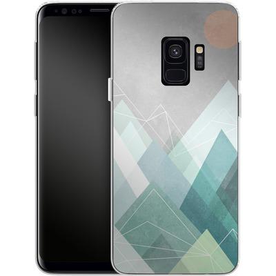 Samsung Galaxy S9 Silikon Handyhuelle - Graphic 107 X von Mareike Bohmer