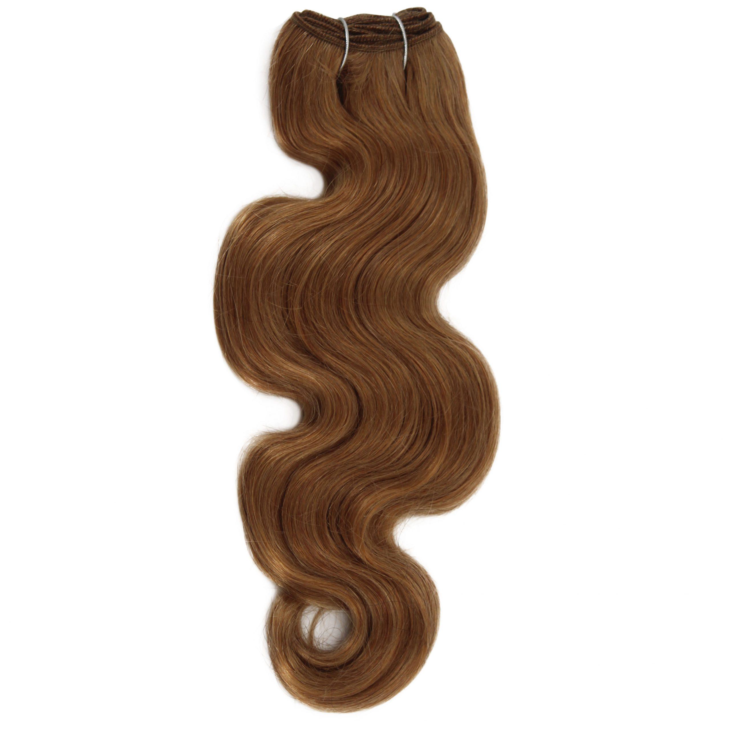 BODY WAVE 100% HUMAN HAIR 14 Inch - 27