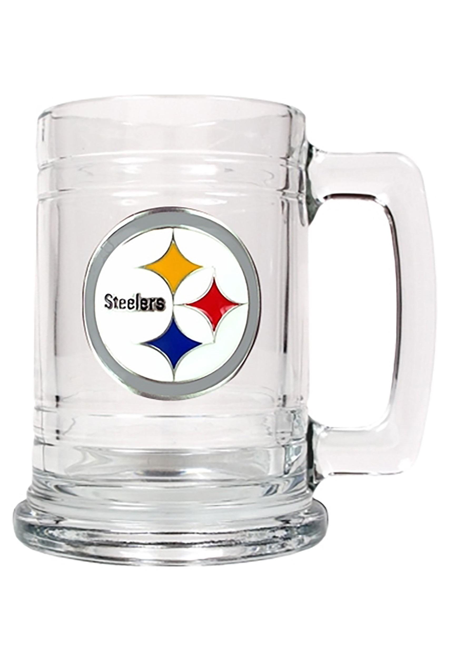 Pittsburgh Steelers NFL Logo 15oz. Classic Tankard