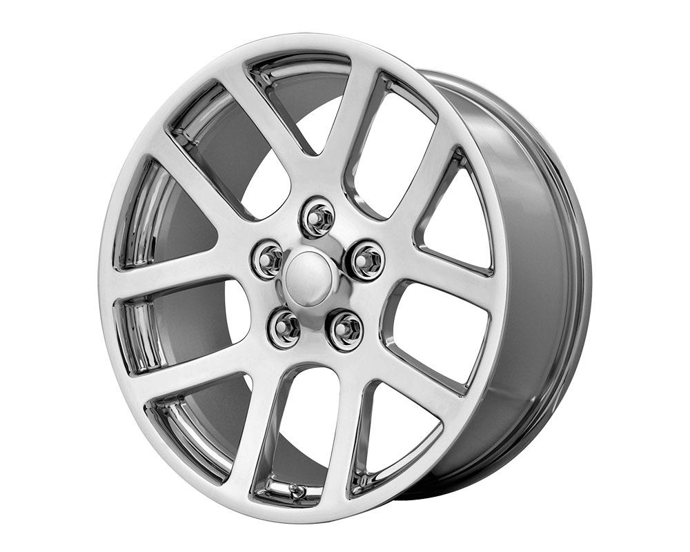 OE Creations 107C-2218525 PR107 Wheel 22x10 5x5x139.7 +25mm Chrome