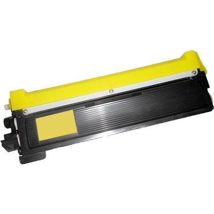 Compatible Brother TN210 cartouche de toner jaune - boite economique