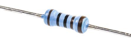Vishay MBB0207 Series Axial Thin Film Fixed Resistor 1kΩ ±1% 0.6W ±50ppm/°C (50)