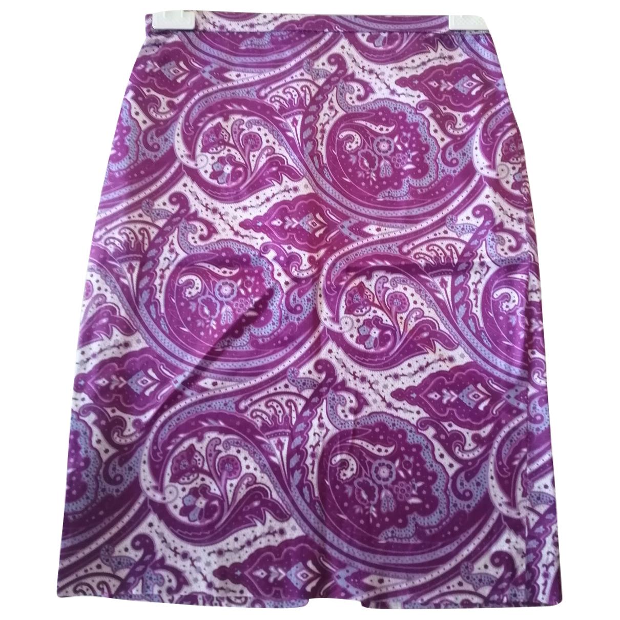 D&g - Jupe   pour femme - violet