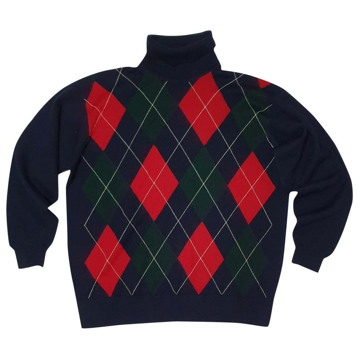 Pringle Of Scotland \N Pullover.Westen.Sweatshirts  in  Bunt Wolle