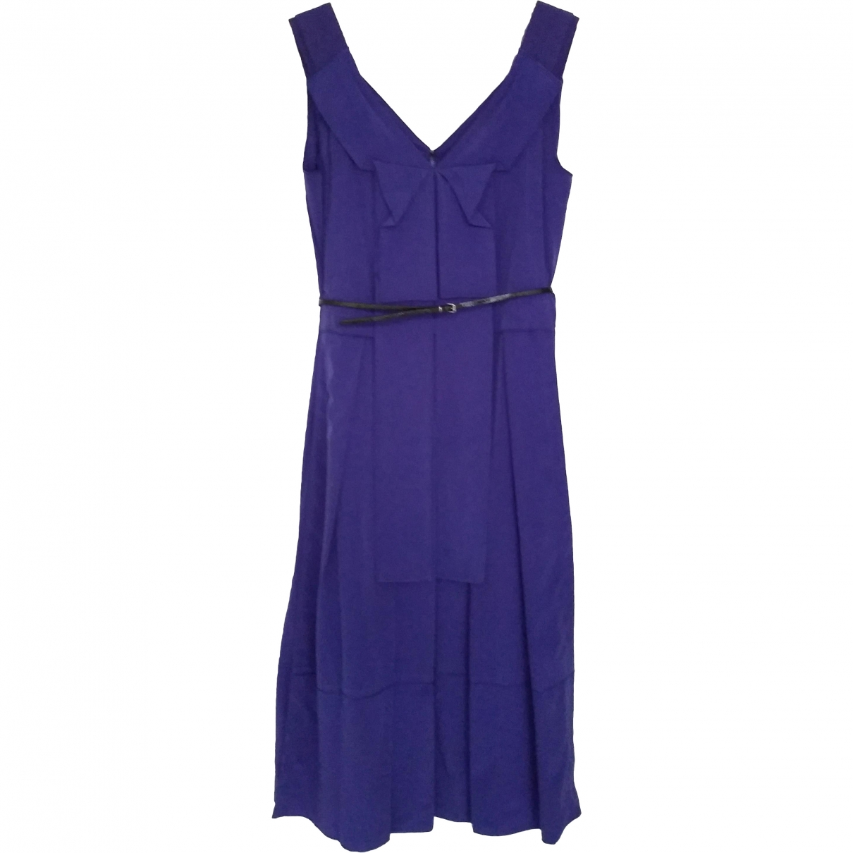 Marc Jacobs \N Kleid in  Lila Polyester