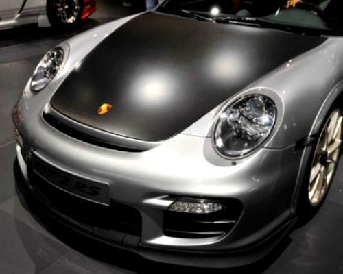 Advan Carbon BKP904-AC3912HC OEM Style Carbon Fiber Hood Porsche 997.2 GT2 RS 2011-2012