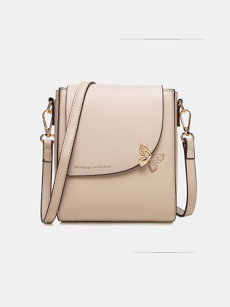 Women Hardware 6.5 Inch Phone Bag Crossbody Bag
