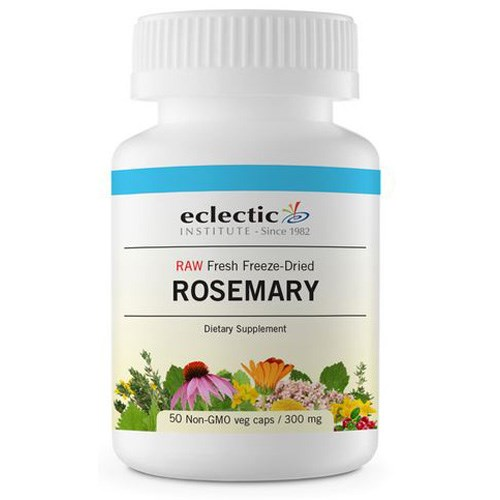 Rosemary 90 vcaps by Eclectic Institute Inc
