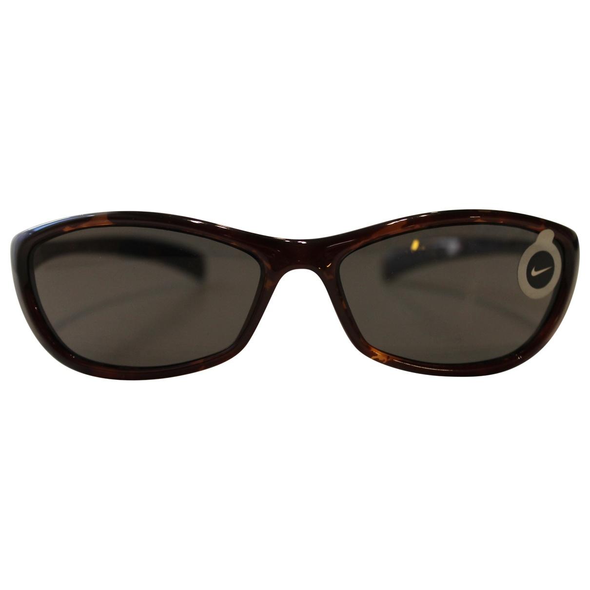 Nike \N Brown Sunglasses for Men \N