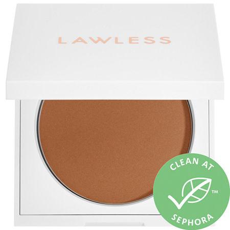 LAWLESS Summer Skin Velvet Matte Bronzer, One Size , Multiple Colors