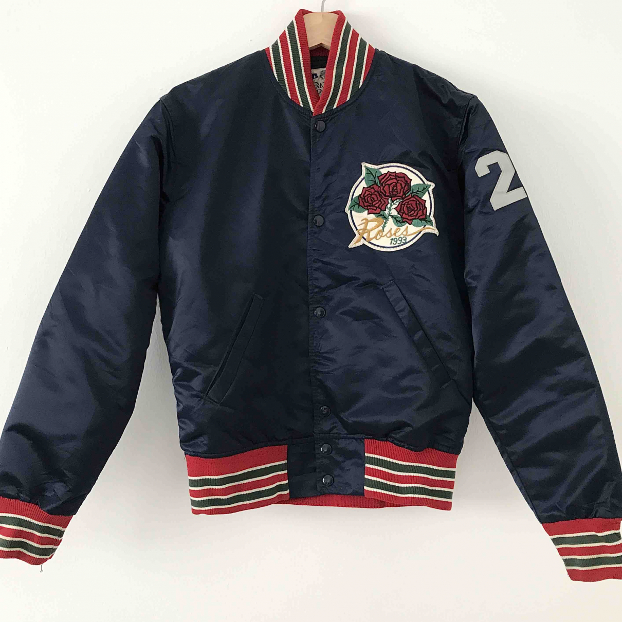 Non Signé / Unsigned N Blue jacket for Women S International