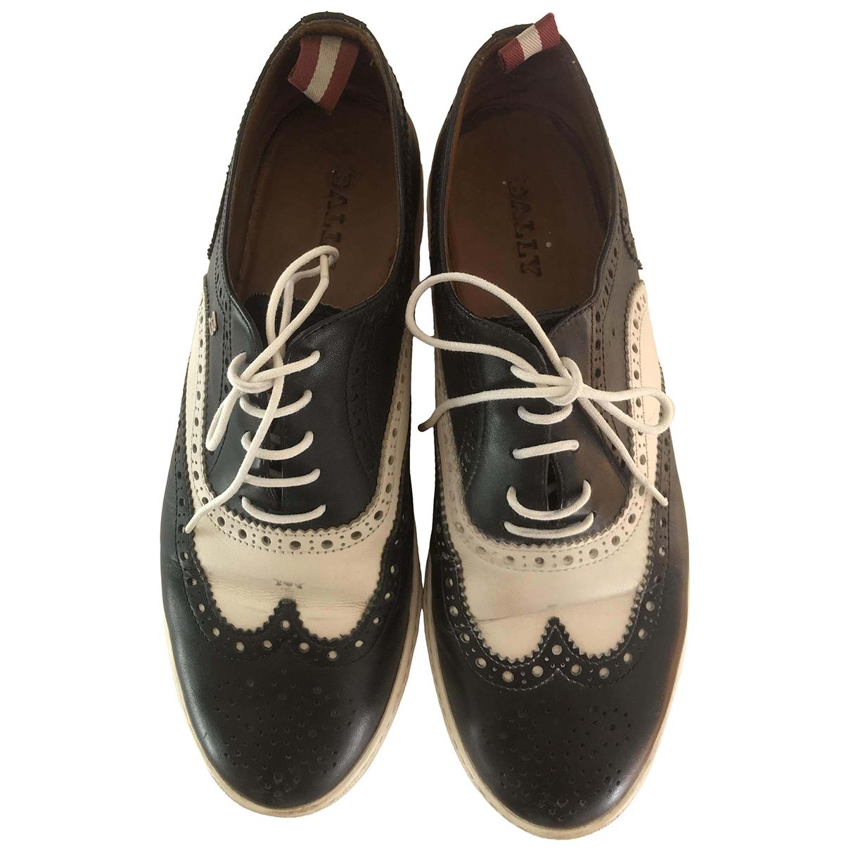 Bally \N Sneakers in  Bunt Leder