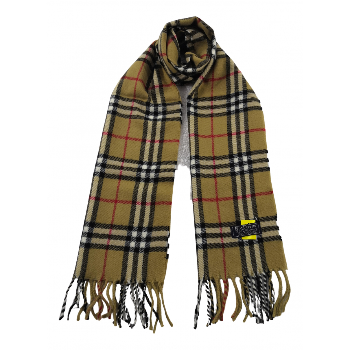 Burberry N Multicolour Wool scarf for Women N