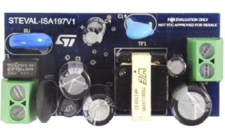 STMicroelectronics STEVAL-ISA197V1 12 V 7.8 W Isolated Flyback Converter Based on VIPer114LS Flyback Converter for