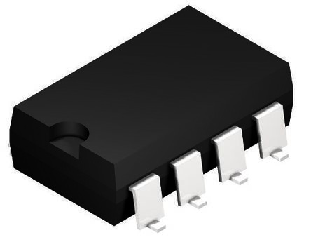 Infineon 0.17 A DP-NO Solid State Relay, AC/DC, Surface Mount, MOSFET, 250 V Maximum Load