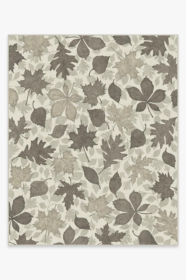 Washable Rug Cover | Jora Warm Grey Rug | Stain-Resistant | Ruggable | 8x10