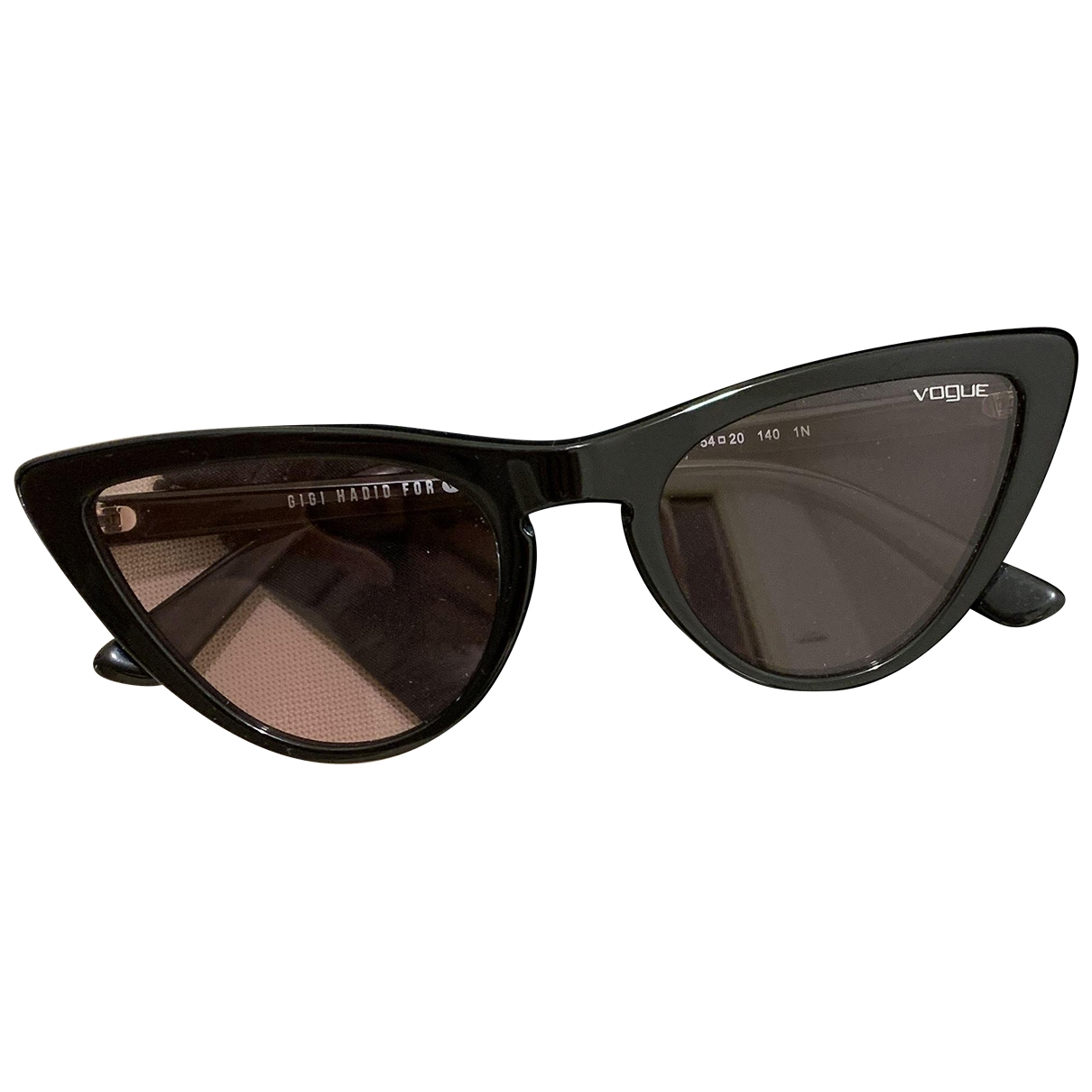 Vogue \N Black Sunglasses for Women \N