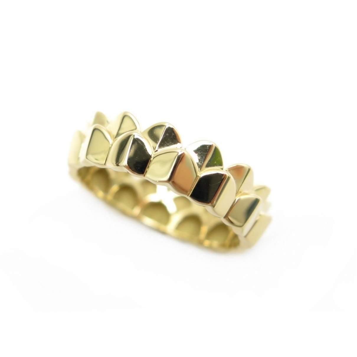 Fred \N Ring in  Gold Gelbgold