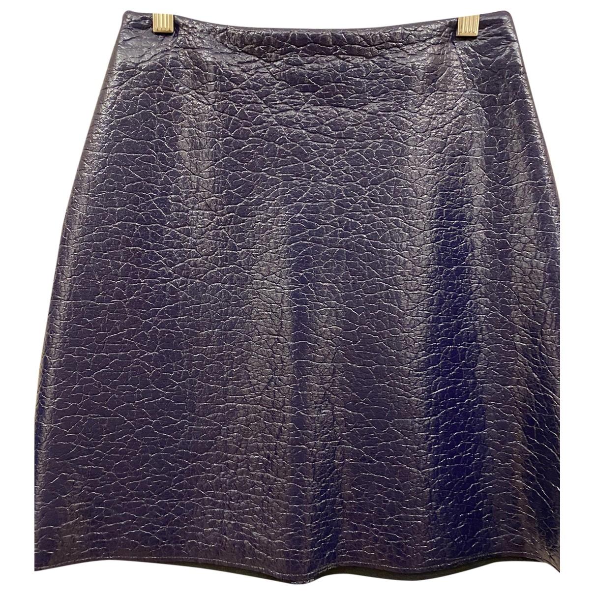 Mini falda de Lana Msgm