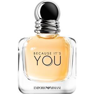 Armani Emporio Armani Because Its You Eau de Parfum Spray 100 ml