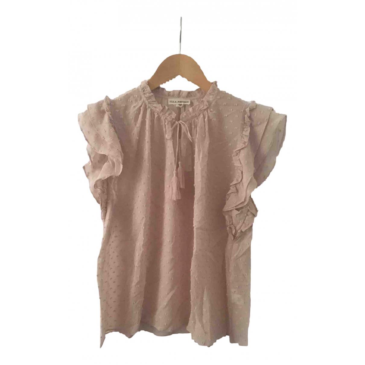 Camiseta de Seda Ulla Johnson