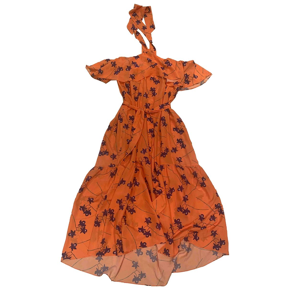 Borgo De Nor - Robe   pour femme - orange