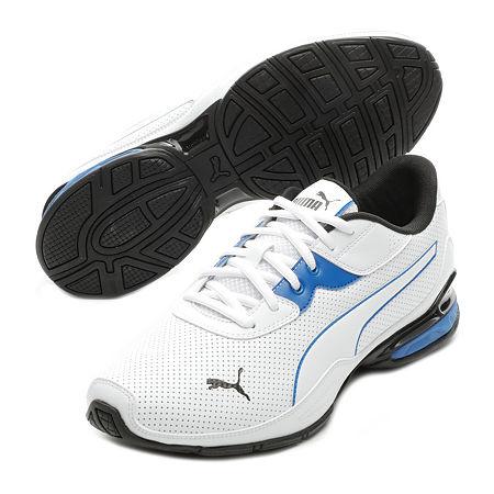 Puma Centric Mens Training Shoes, 9 1/2 Medium, White