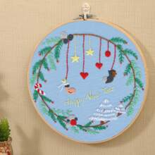 Christmas Pattern Cross Stitch