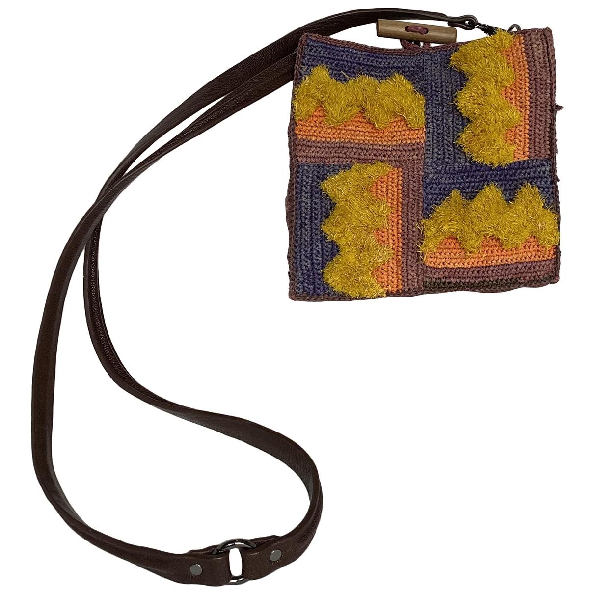 Bolsos clutch en Paja Multicolor Jamin Puech