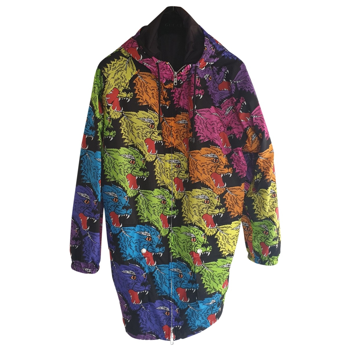 Gucci \N Multicolour jacket for Women 42 IT