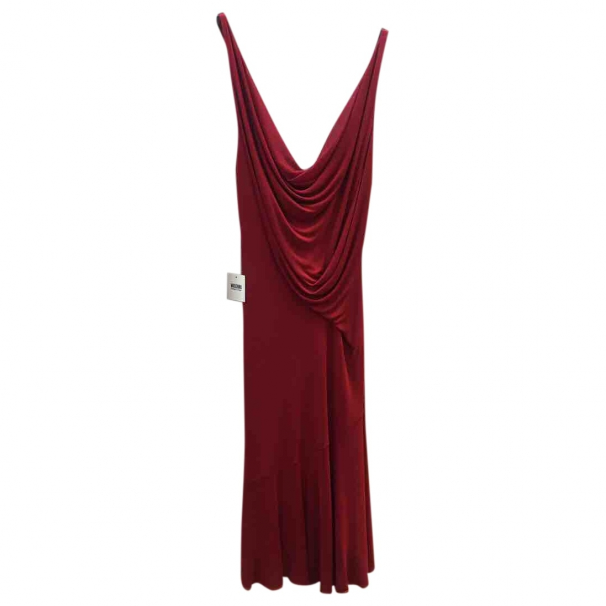 Moschino Cheap And Chic \N Red dress for Women 48 IT