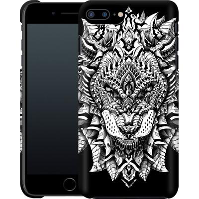 Apple iPhone 7 Plus Smartphone Huelle - Ornate Lion von BIOWORKZ