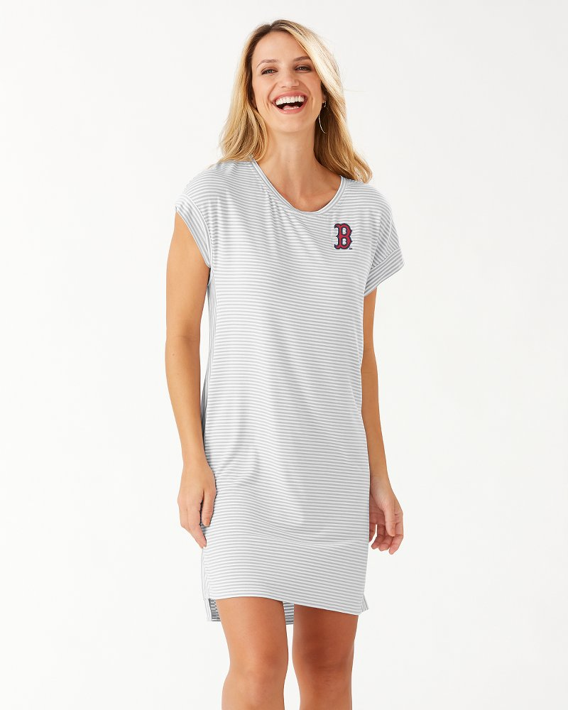 MLB® Cassia Stripe T-Shirt Dress