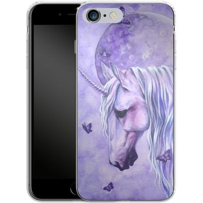 Apple iPhone 6 Plus Silikon Handyhuelle - Moonlit Magic von Selina Fenech