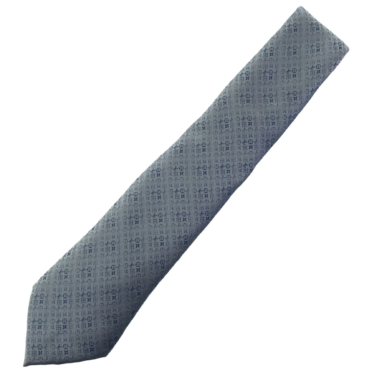 Corbata de Seda Louis Vuitton