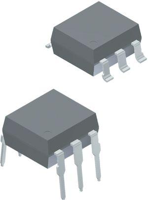 Vishay , VOR1142A6 MOSFET Output Optocoupler, Through Hole, 6-Pin DIP (100)