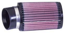 K&N RU-3190 Universal Clamp-On Air Filter