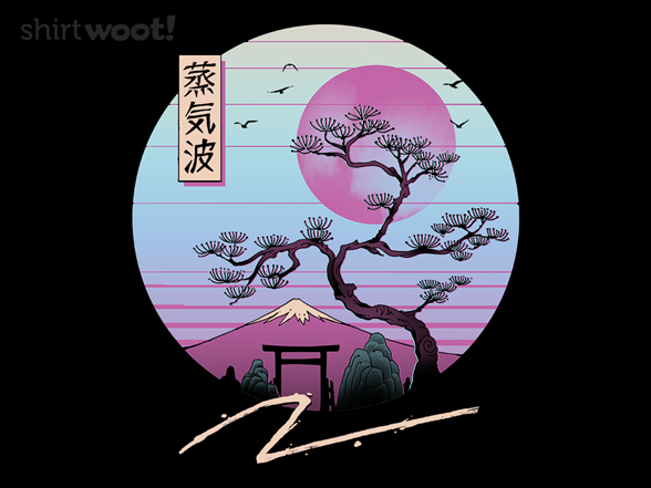Zen Chillwave T Shirt