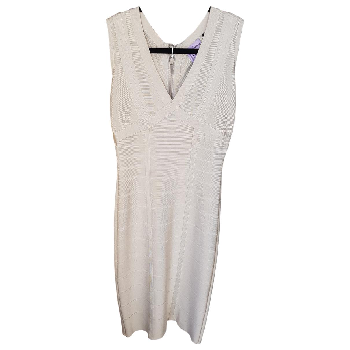 Herve Leger - Robe   pour femme - gris