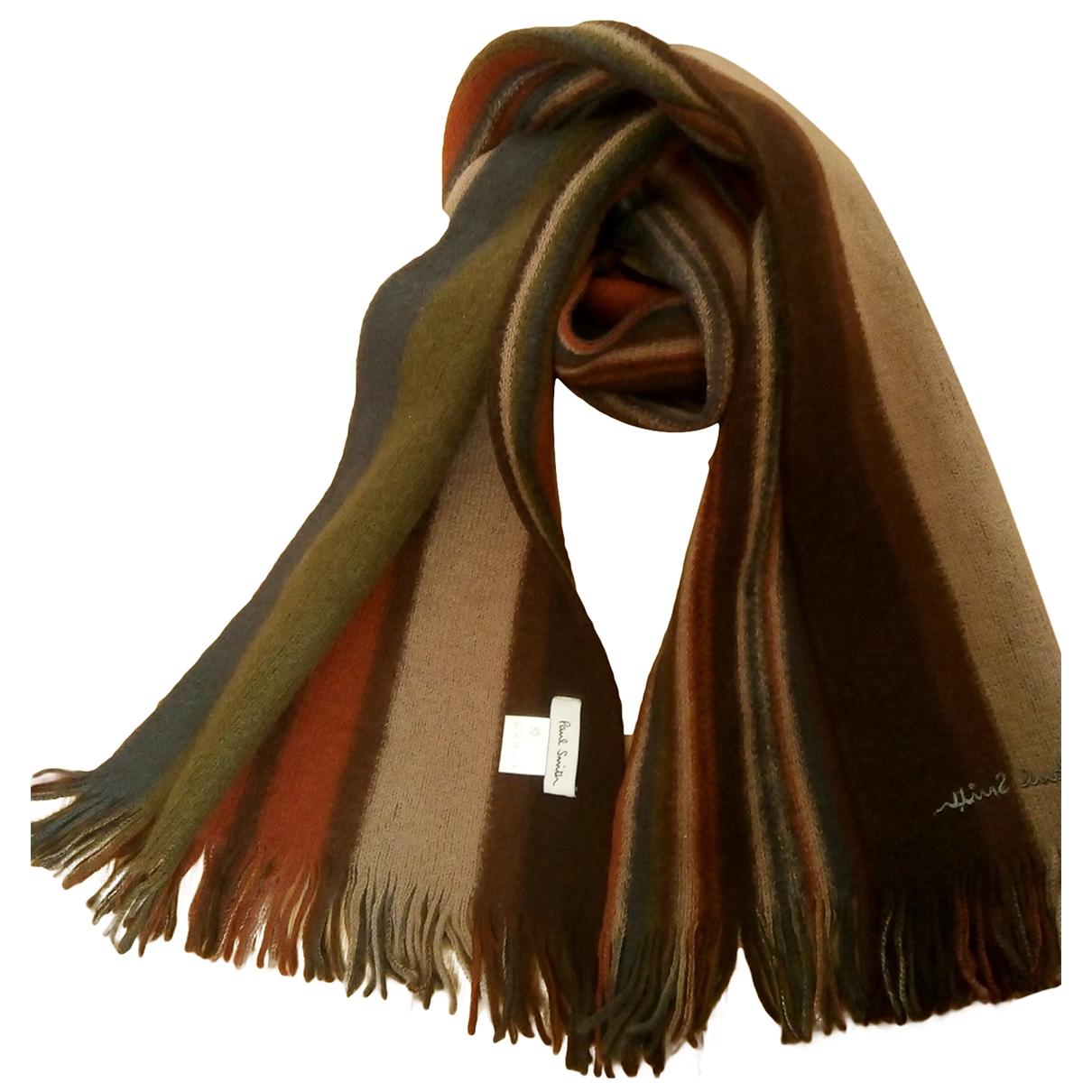 Paul Smith - Cheches.Echarpes   pour homme en laine - multicolore