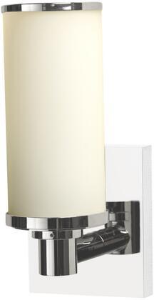 Braga 30966CR Single Wall Light 9 1/4
